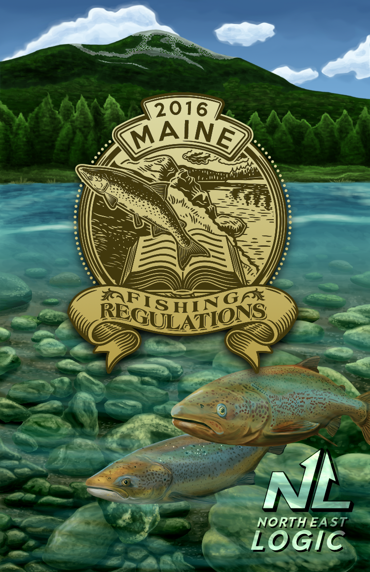 Maine Fishing App