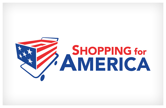 Shopping for America Logo
